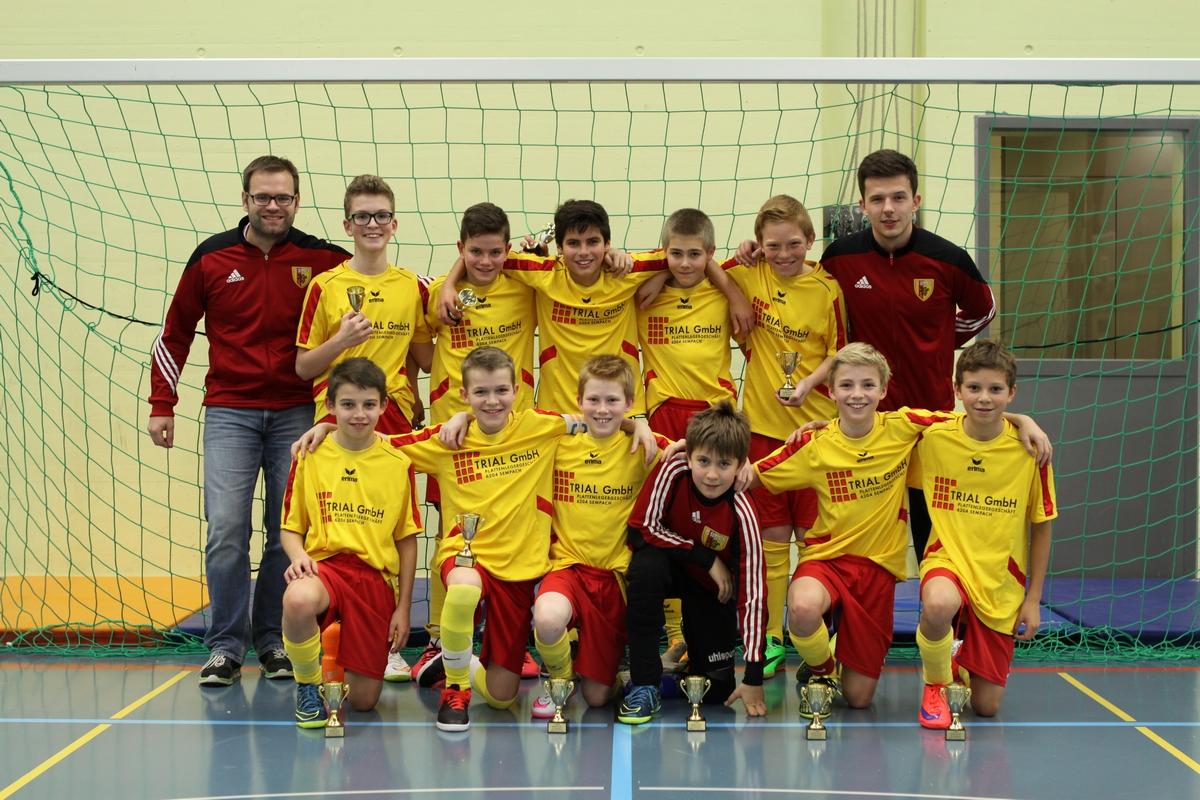 2. Juniorenhallenturnier FC Sempach – Ein Fussballfest ...