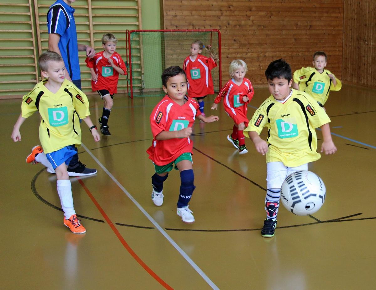 Fussball Schule